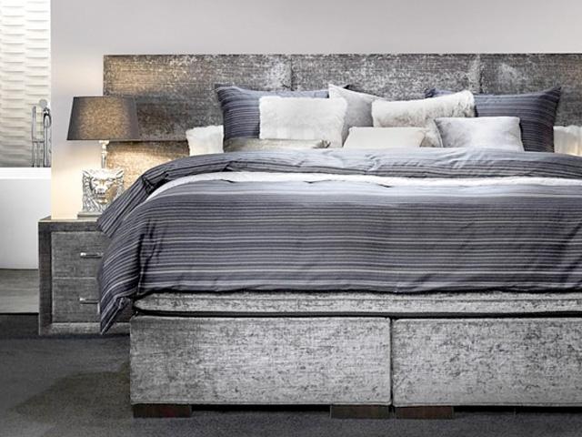 Thuys in bedden